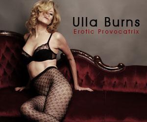 New York city sensual mistress companion dominant Courtesan Ulla Burns