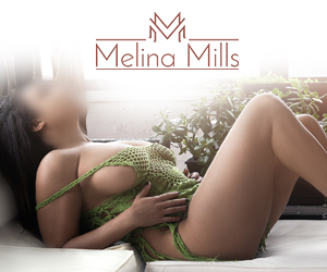 New York latina dominican escort naturally busty Melina Mills
