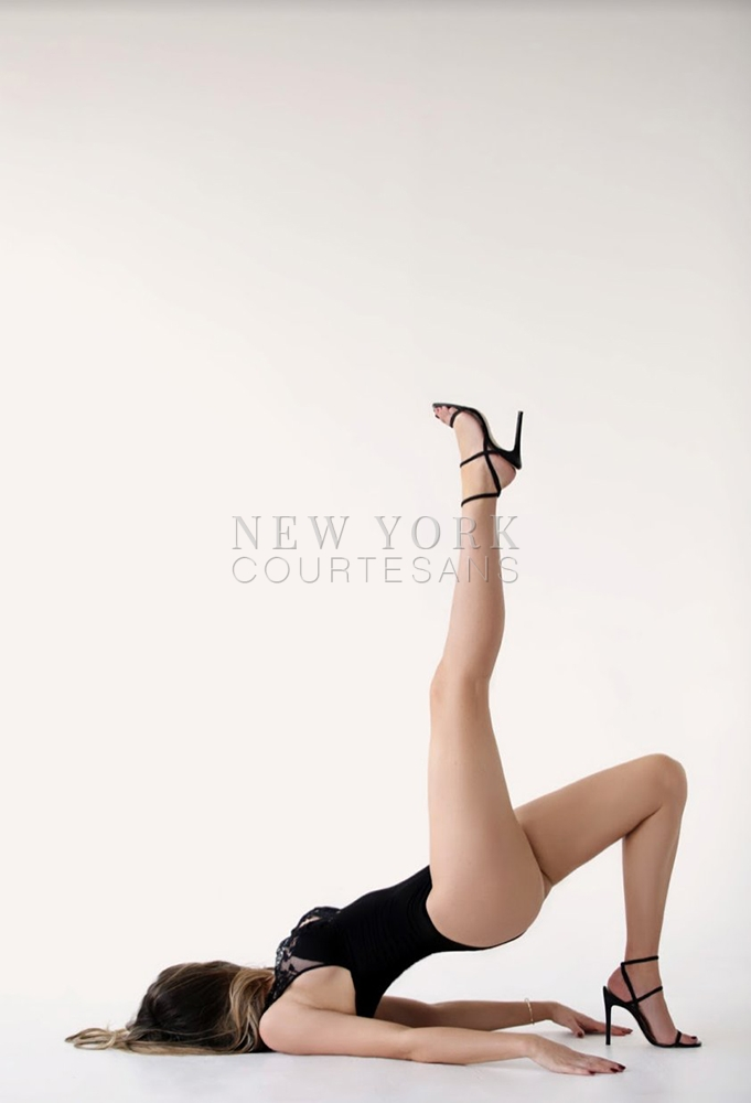 Athletic escort NYC Liv Klein