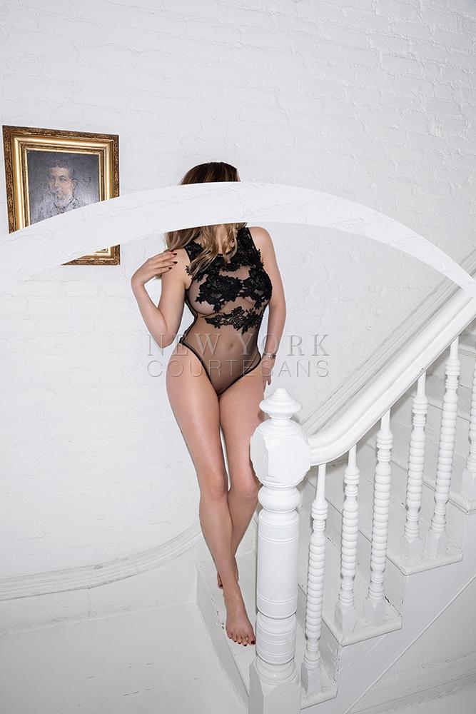 Elegant escort NYC Liv Klein
