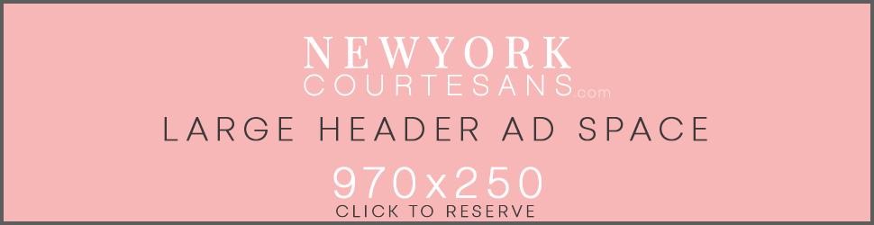 New York Courtesans upscale escorts advertising