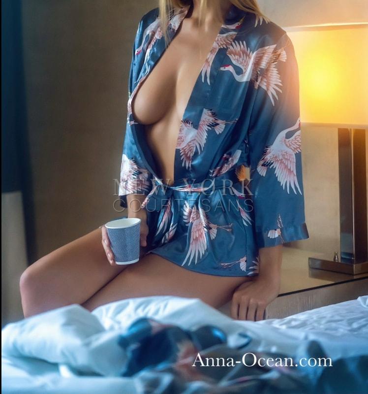 Upscale escort NYC Anna Ocean