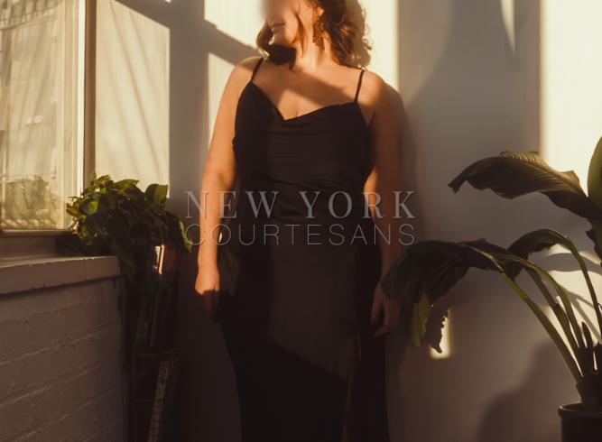 Manhattan independent escort Mia Luca