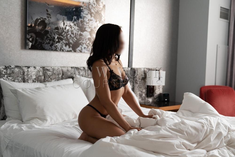 Exotic escort NYC Diana Cruz