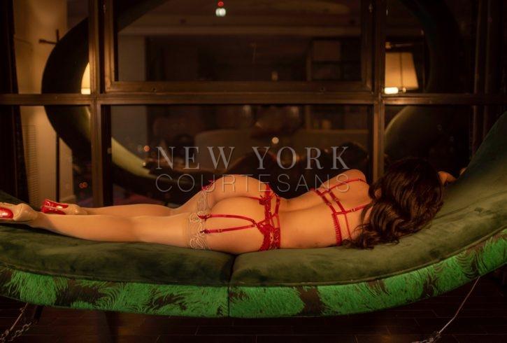 Intimate companion NYC Alexandra Chastain